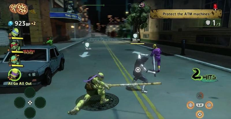 Teenage Mutant Ninja Turtles Mutants In Manhattan 02