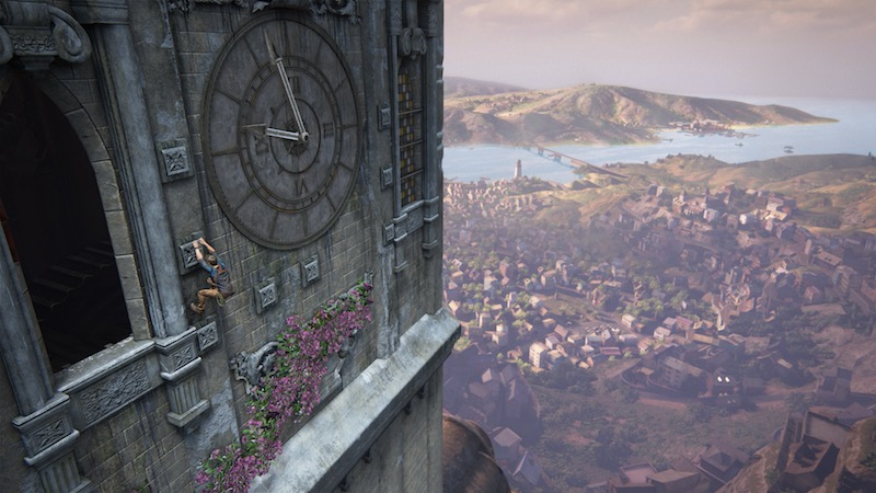 Uncharted 4 A Thief's End 01