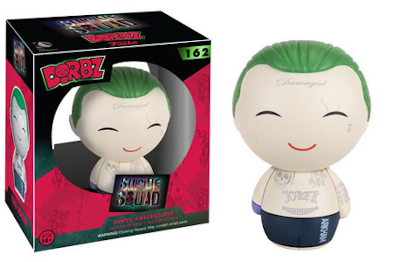 Funko Dorbz Suicide Squad 162 The Joker
