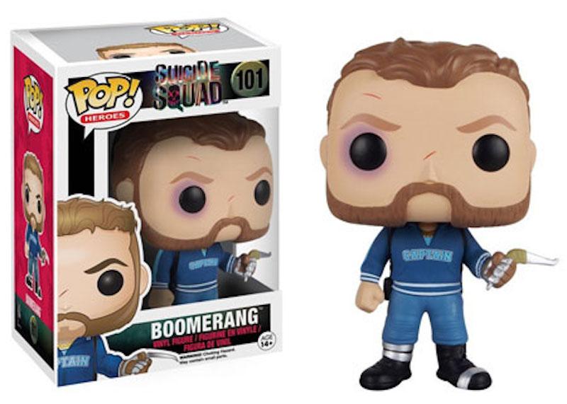 Funko POP! Suicide Squad 101 Boomerang