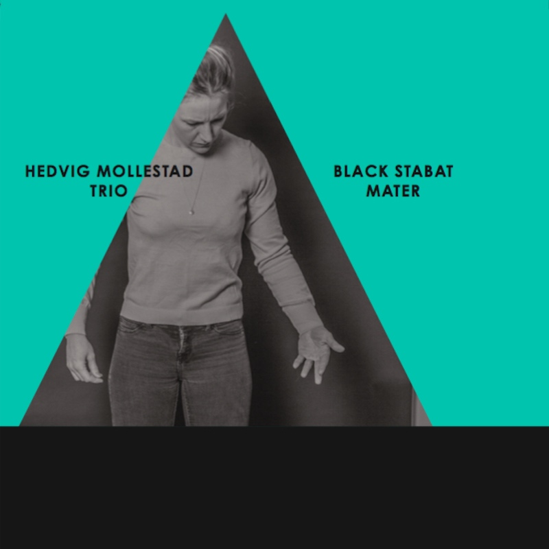 Hedvid Mollestad Trio Black Stabat Mater cover