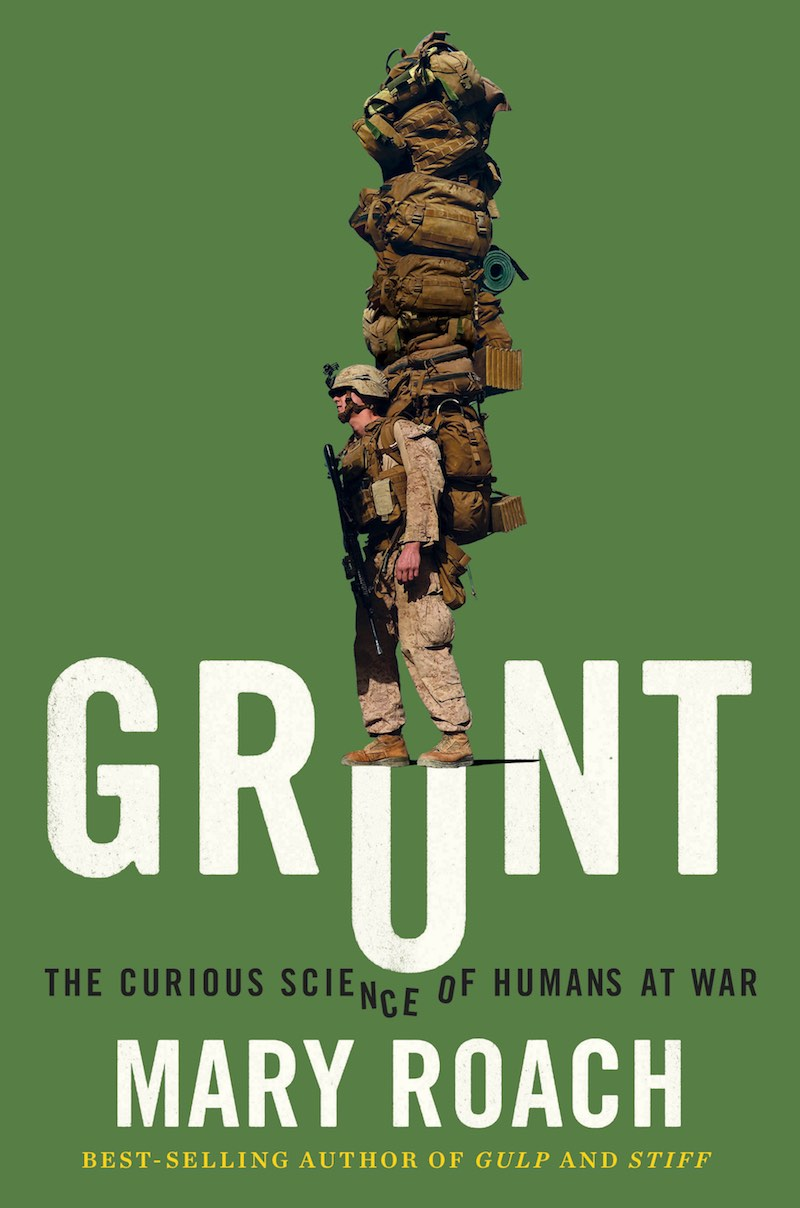 Mary Roach Grunt cover