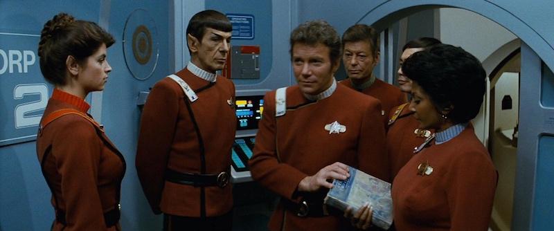 Star Trek II The Wrath Of Khan Director's Cut 02