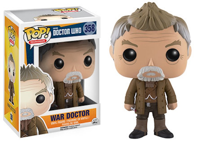 Funko POP Doctor Who 358 War Doctor