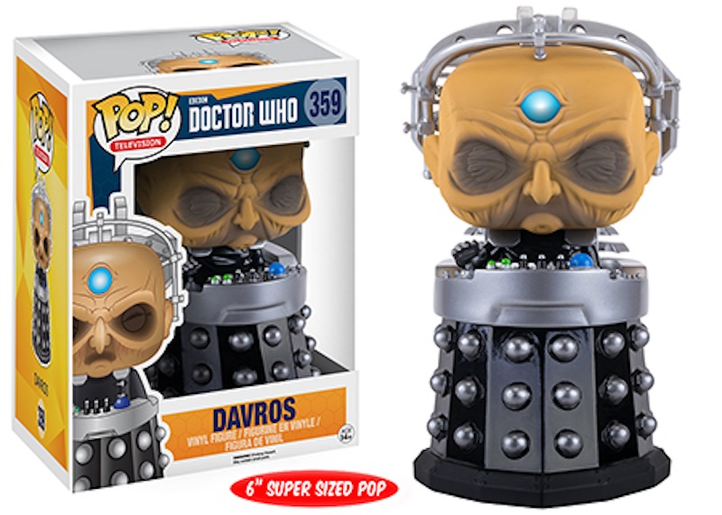 Funko POP Doctor Who 359 Davros