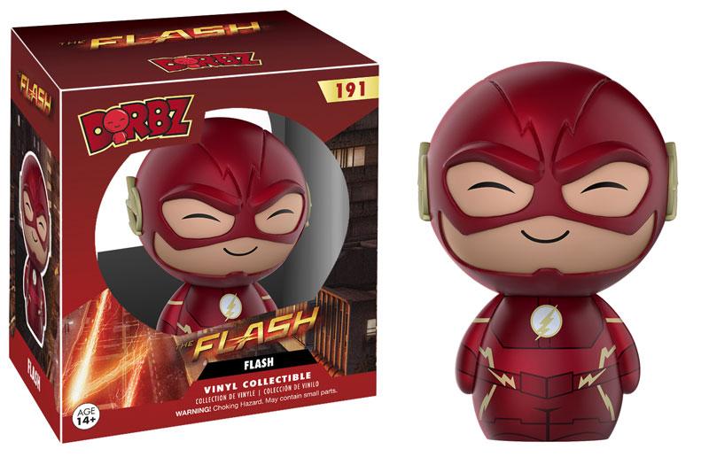 Funko Dorbz Arrow Flash 191 Flash