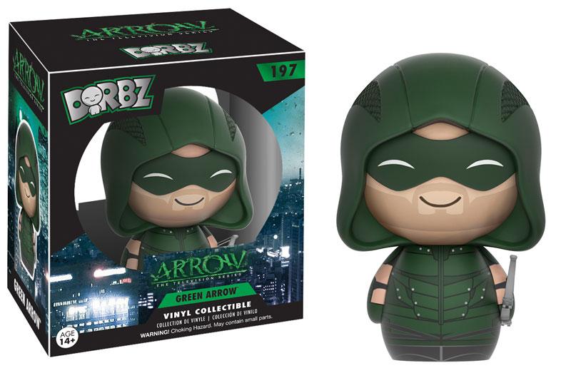 Funko Dorbz Arrow Flash 197 Arrow