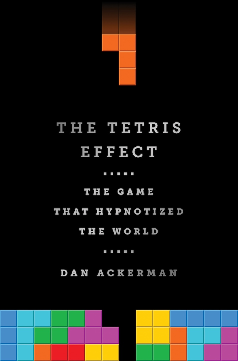 Dan Ackerman The Tetris Effect cover