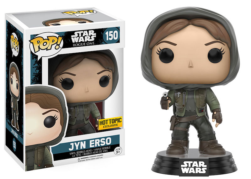 Funko Rogue One A Star Wars Story POP 150 Jyn Erso