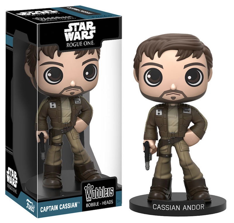 Funko Rogue One A Star Wars Story Wobblers Captain Cassian