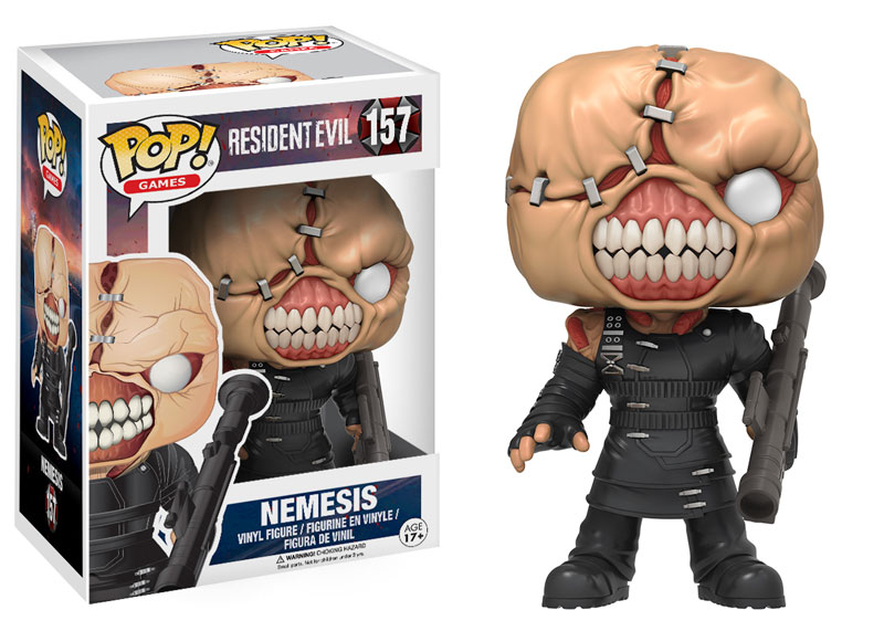 funko-pop-resident-evil-157-nemesis