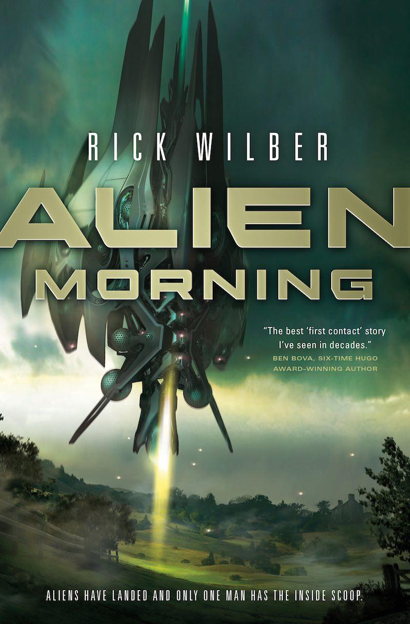 Rick Wilber Alien Morning