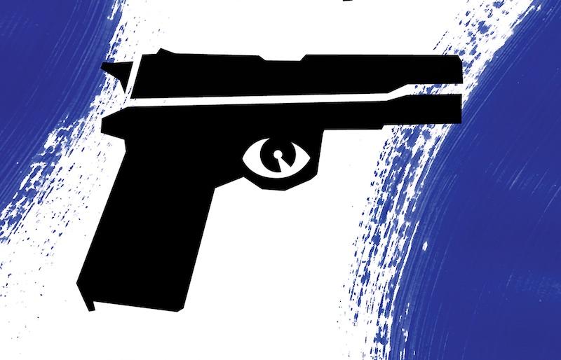 Bradley Spinelli The Painted Gun
