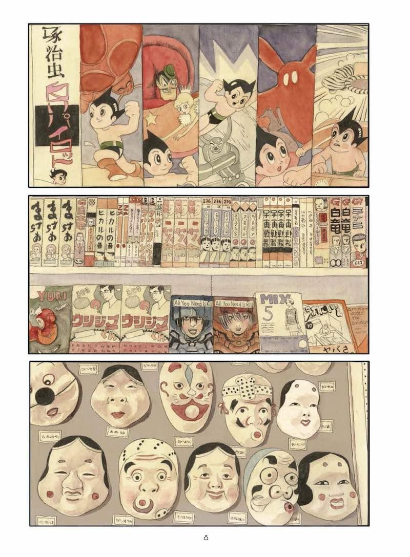 Igort Japanese Notebooks