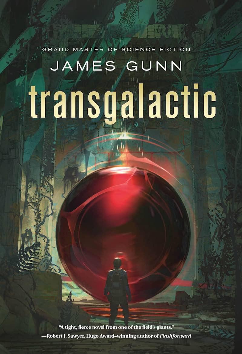 James Gunn Transgalactic Transcendental Transformation