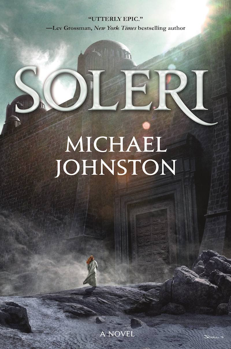 Michael Johnston Soleri