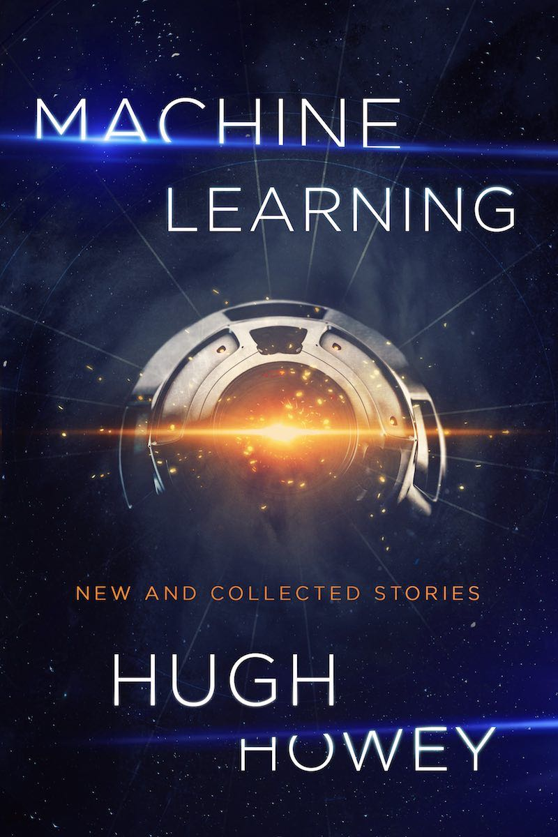 Hugh Howey Sand Machine Learning