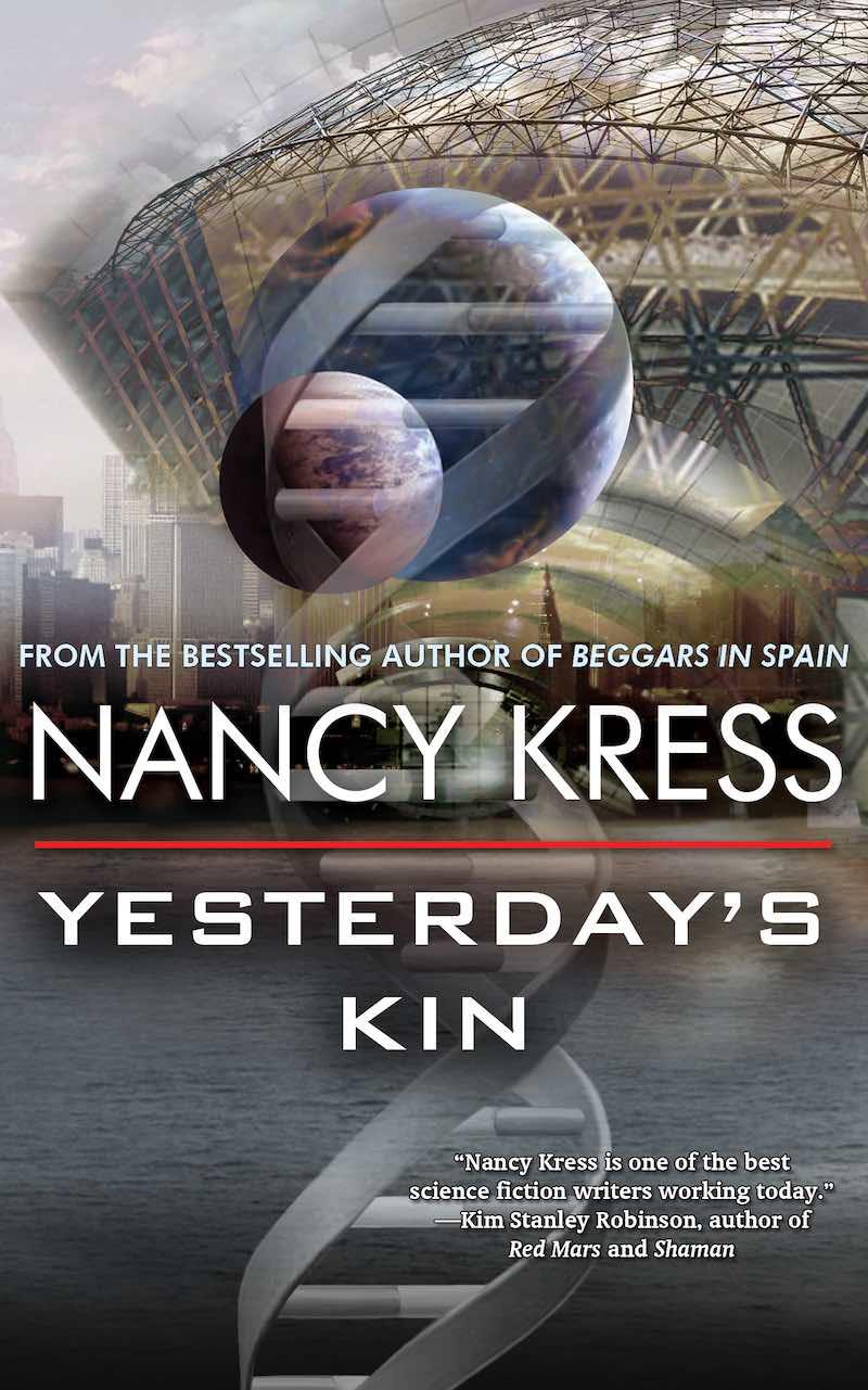 Nancy Kress Tomorrow's Kin