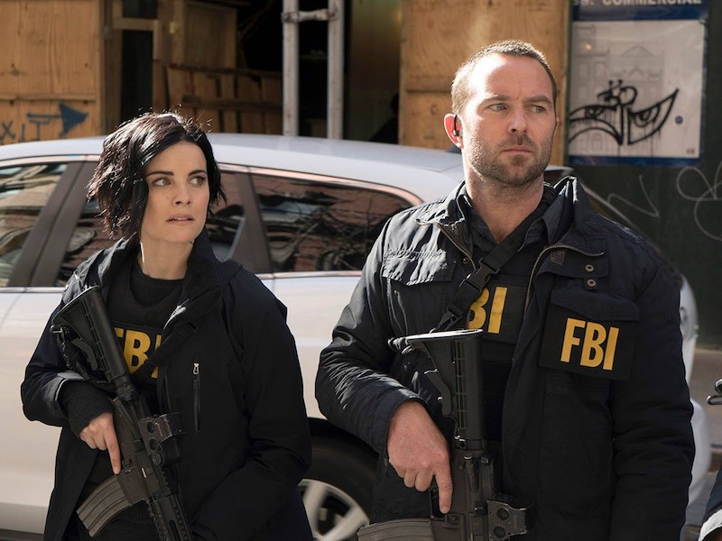 Blindspot The Complete Second Season Blu-ray DVD