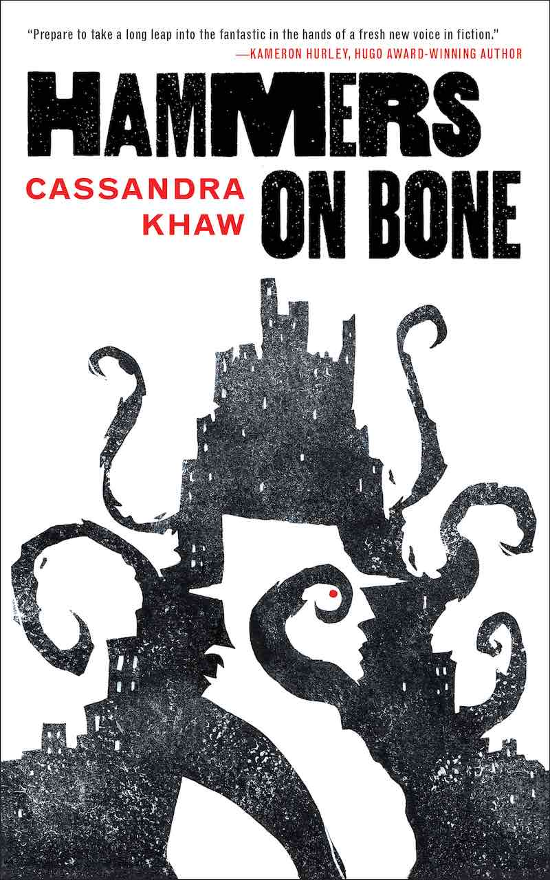 Cassandra Khaw Hammers On Bone A Song For Quiet