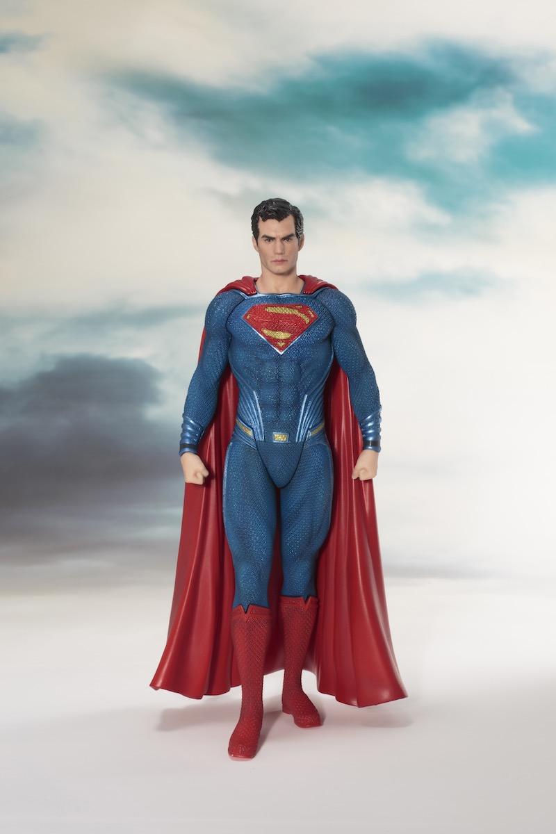 Kotobukiya Justice League Batman Superman Wonder Woman Aquaman Cyborg The Flash