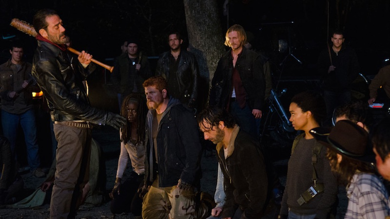 The Walking Dead The Complete Seventh Season Blu-ray DVD Review