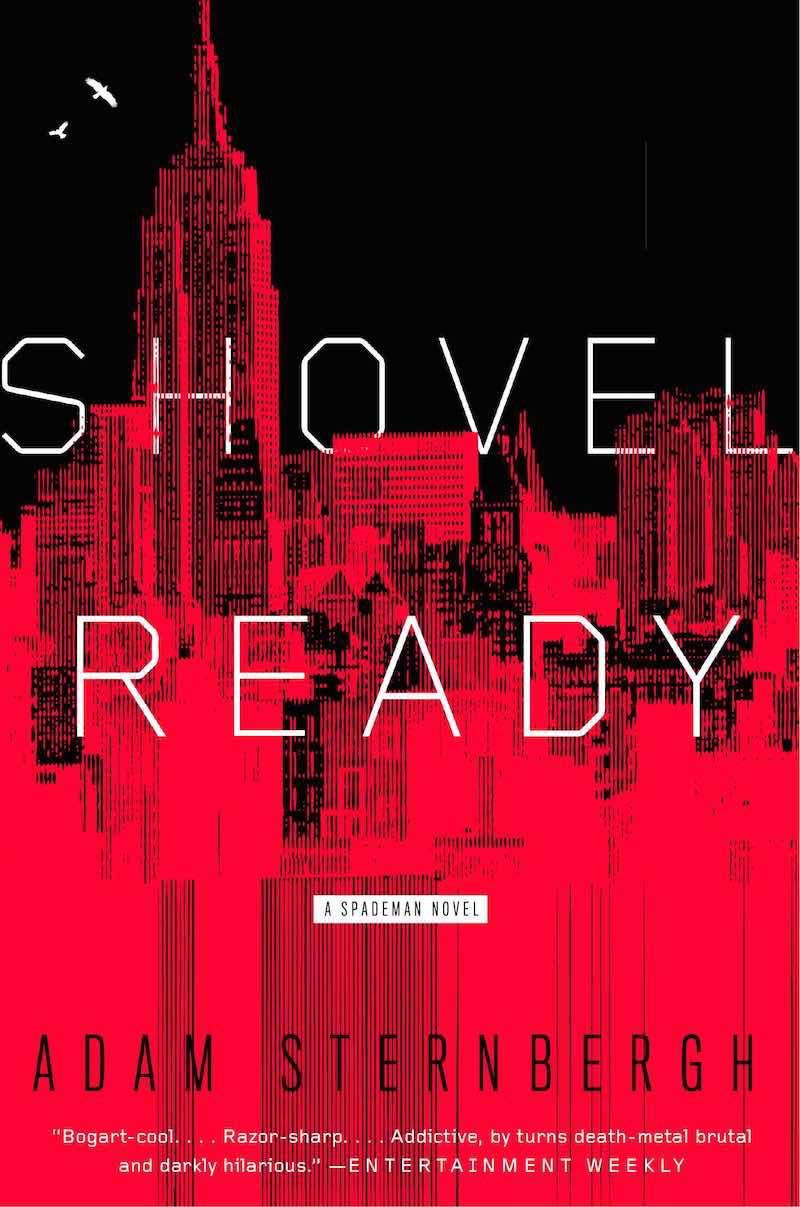 Adam Sternbergh Shovel Ready Near Enemy The Blinds