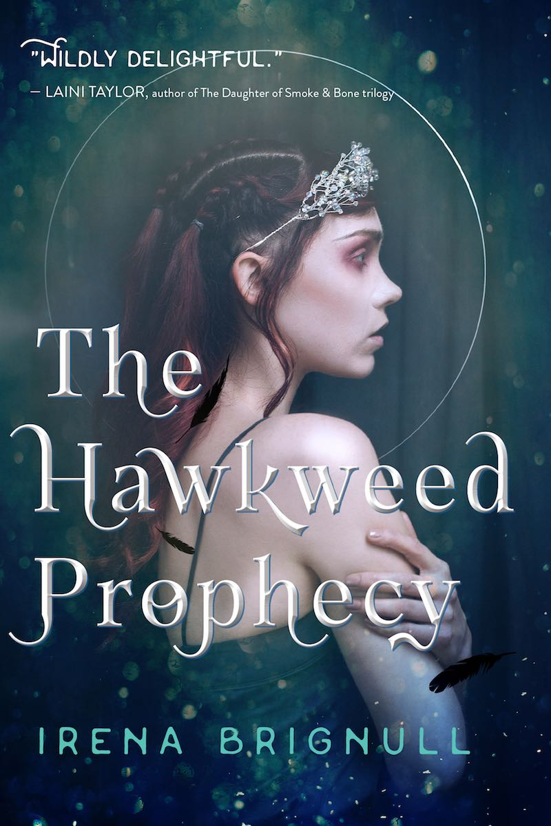 Irena Brignull The Hawkweed Prophecy The Hawkweed Legacy