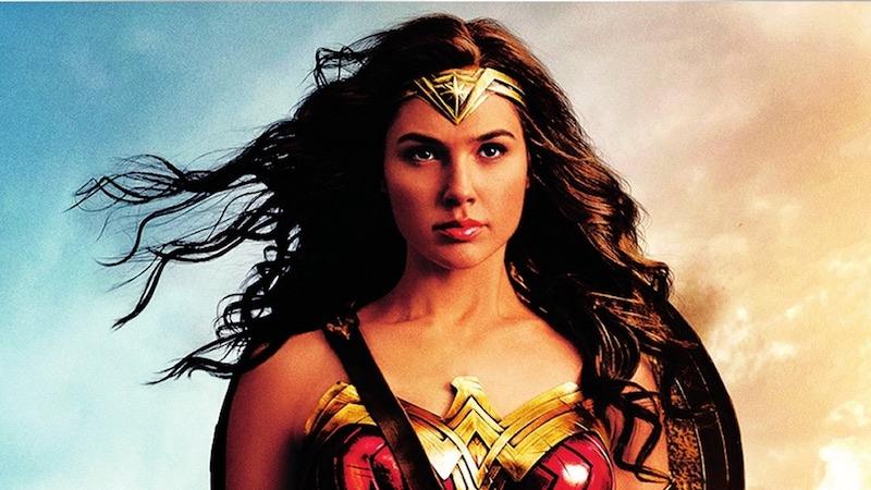 Wonder Woman Blu-ray DVD