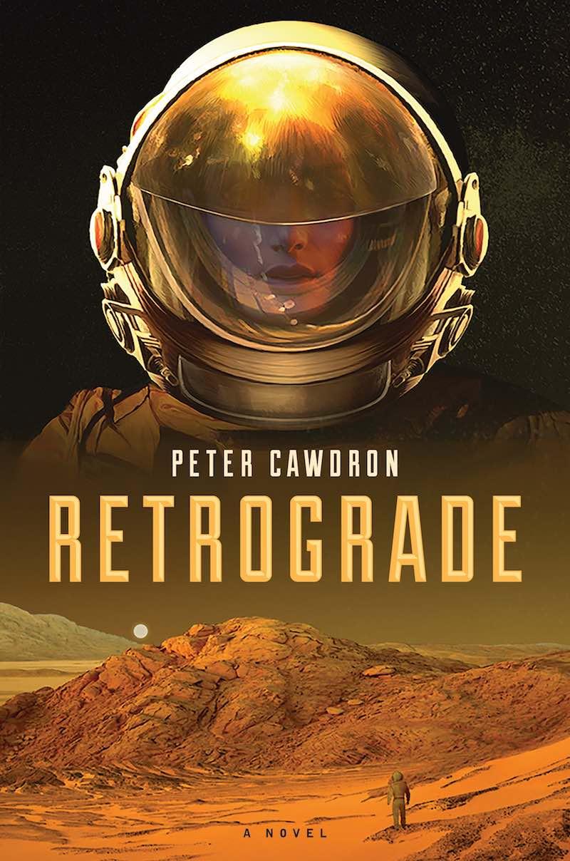 Peter Cawdron Retrograde