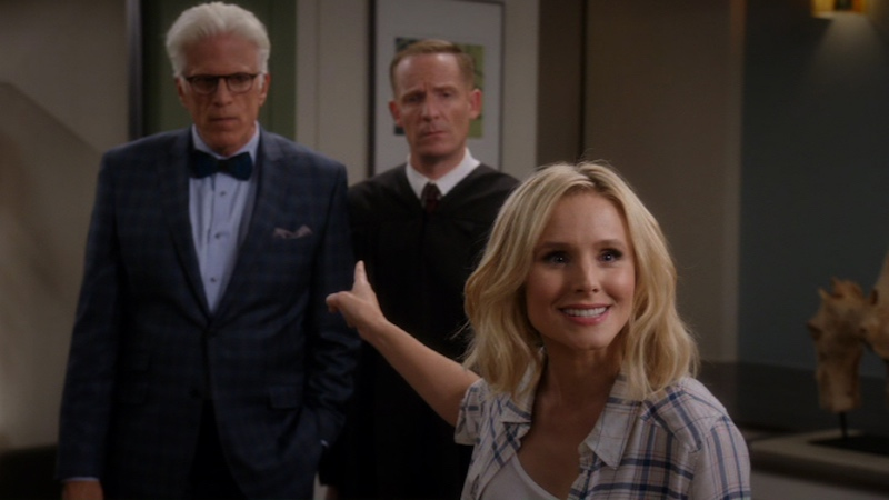 The Good Place The Complete First Season DVD