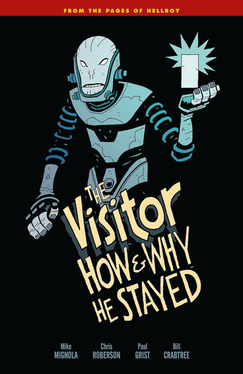 Best Books 0f 2017 The Visitor- How & Why He Stayed