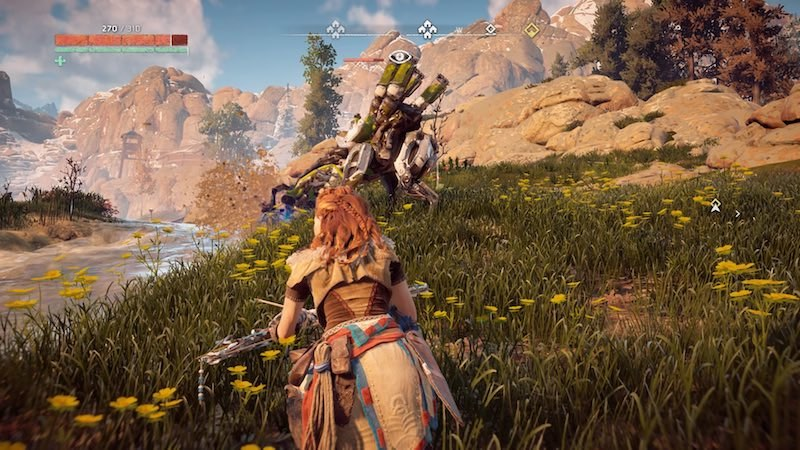Best Games Of 2017 Horizon Zero Dawn