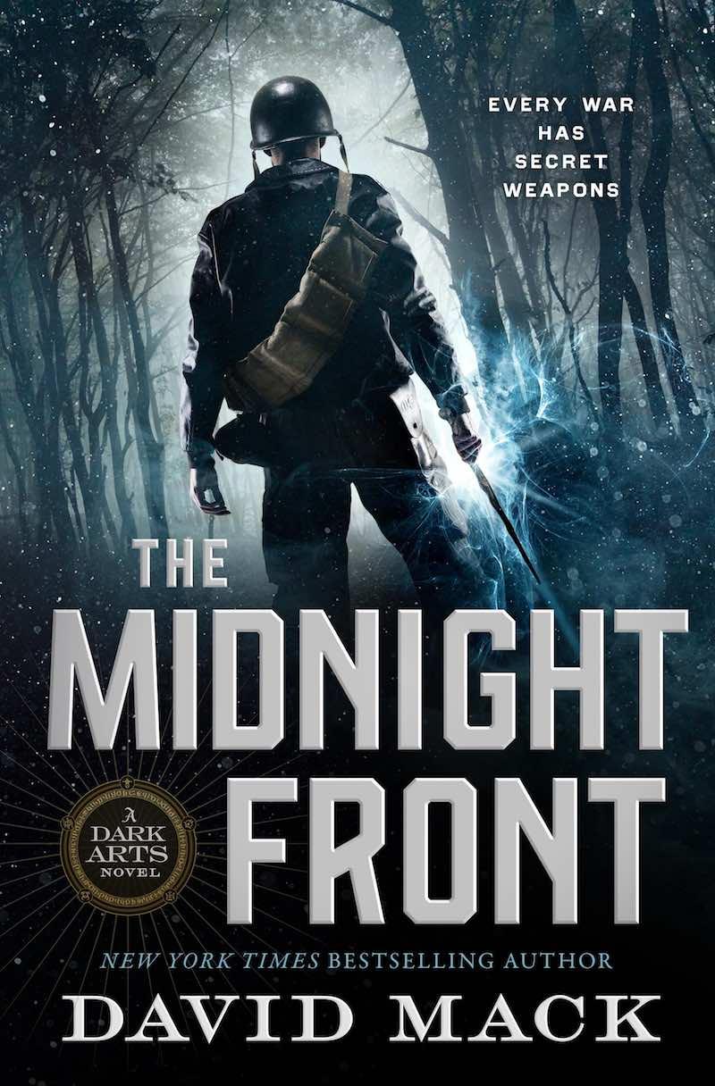 David Mack The Midnight Front The Dark Arts