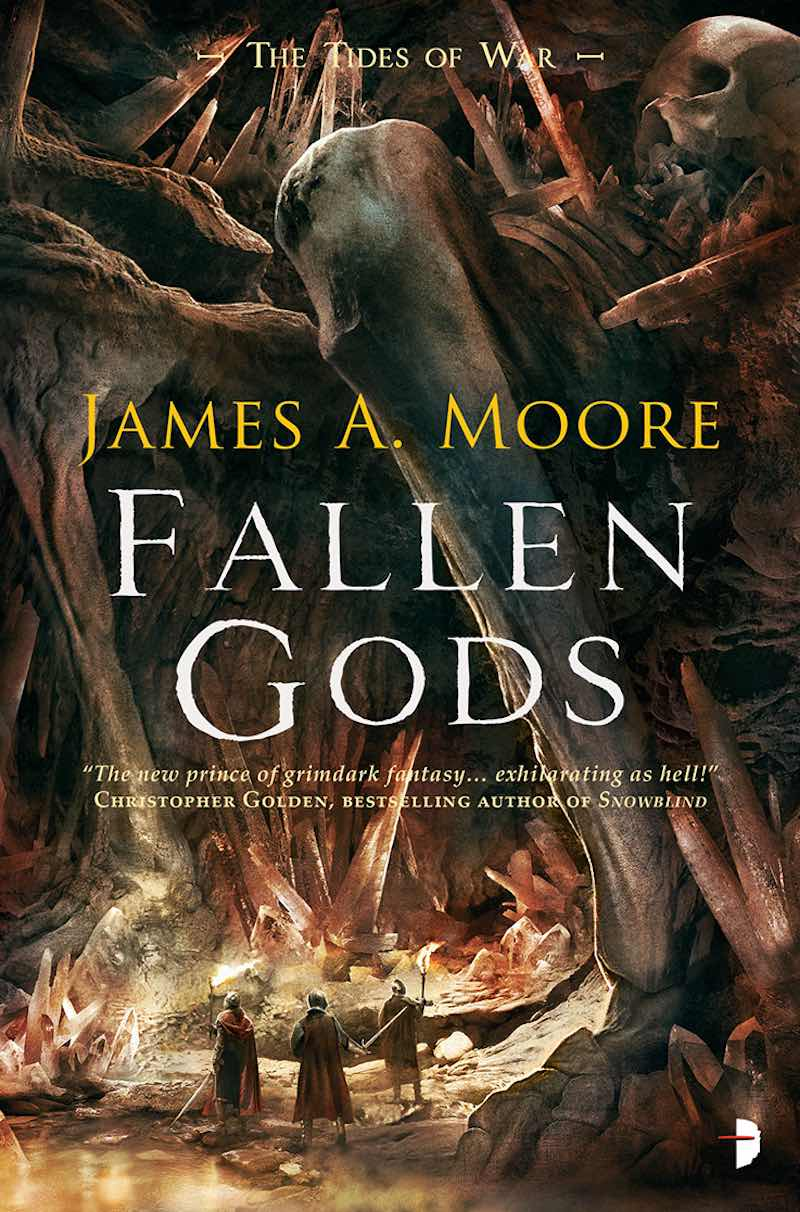 James A Moore The Tides Of War The Last Sacrifice Fallen Gods