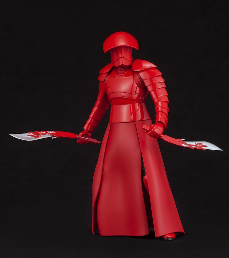 Kotobukiya 2018 Star Wars The Last Jedi Praetorian Guard 02