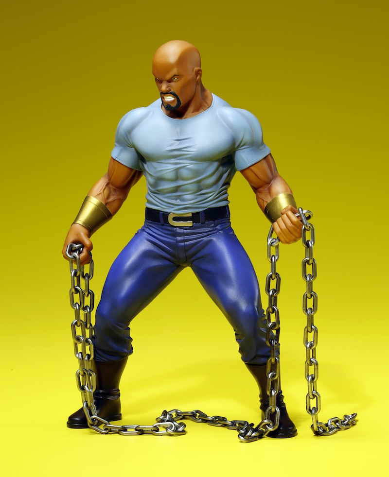 Kotobukiya 2018 The Defenders Luke Cage