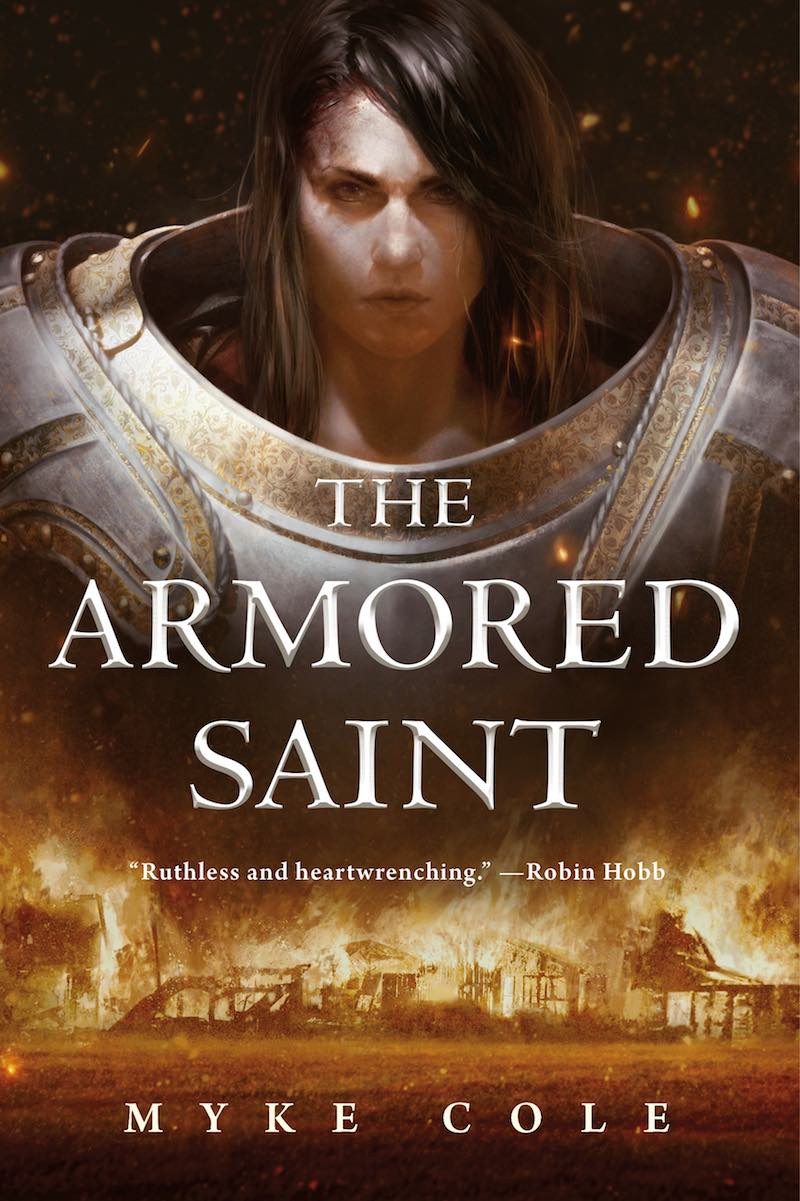 Myke Cole The Armored Saint