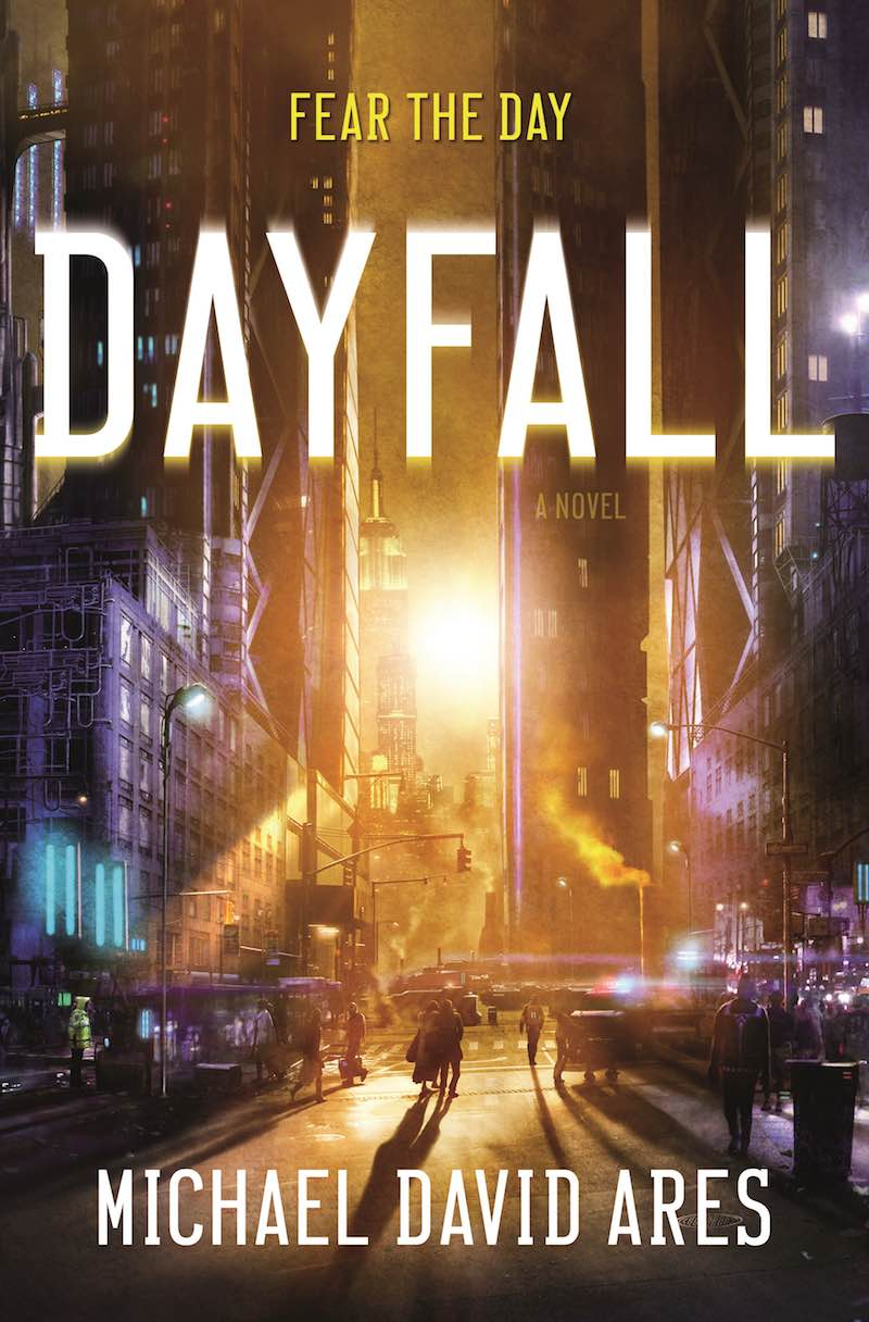 Michael David Ares Dayfall