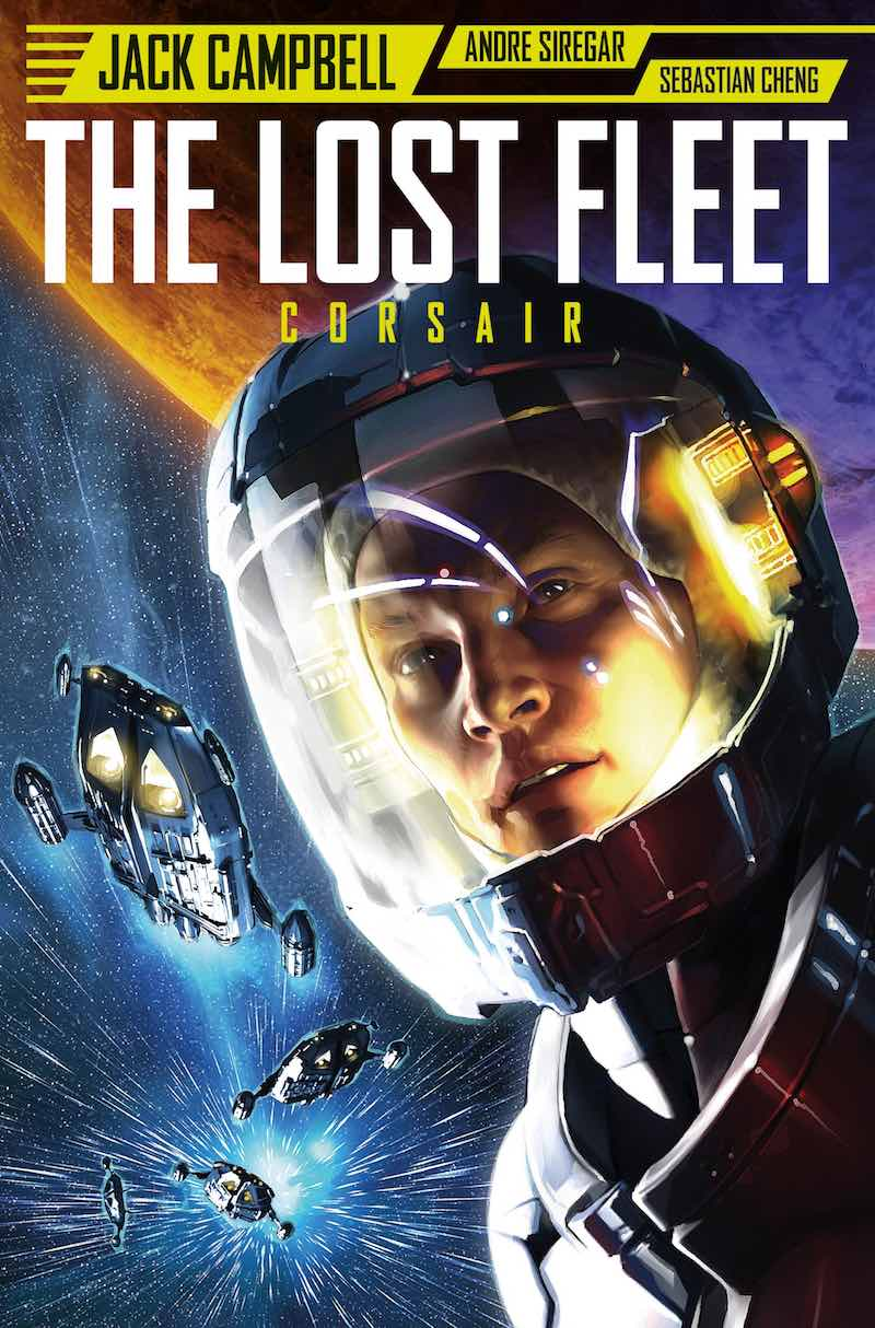 Jack Campbell The Lost Fleet The Genesis Fleet Ascendant Corsair