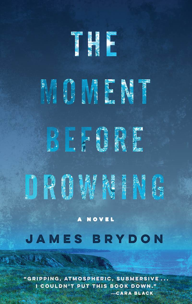 James Brydon The Moment Before Drowning