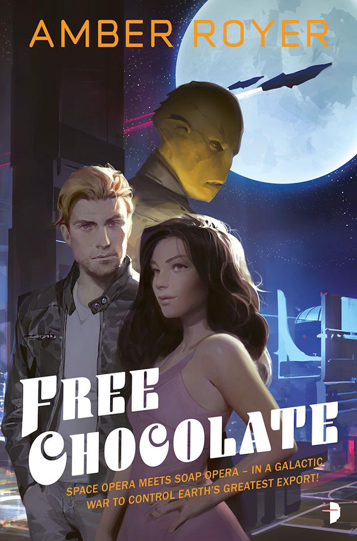 Amber Royer Free Chocolate