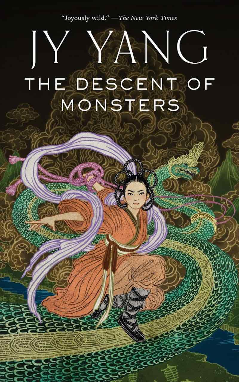 JY Yang The Black Tides Of Heaven The Red Threads Of Fortune The Descent Of Monsters