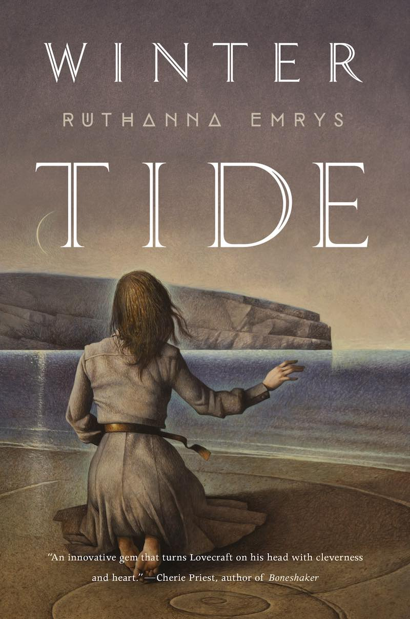 Ruthanna Emrys The Innsmouth Legacy Winter Tide Deep Roots