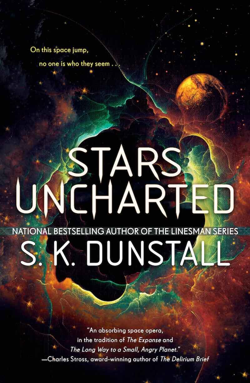 SK Dunstall Karen Dunstall Sherylyn Dunstall Stars Uncharted
