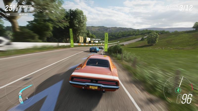Ralph Fulton Forza Horizon 4