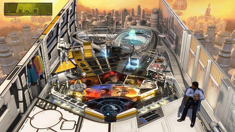 Star Wars Pinball Solo Calrissian Chronicles Pinball FX 3