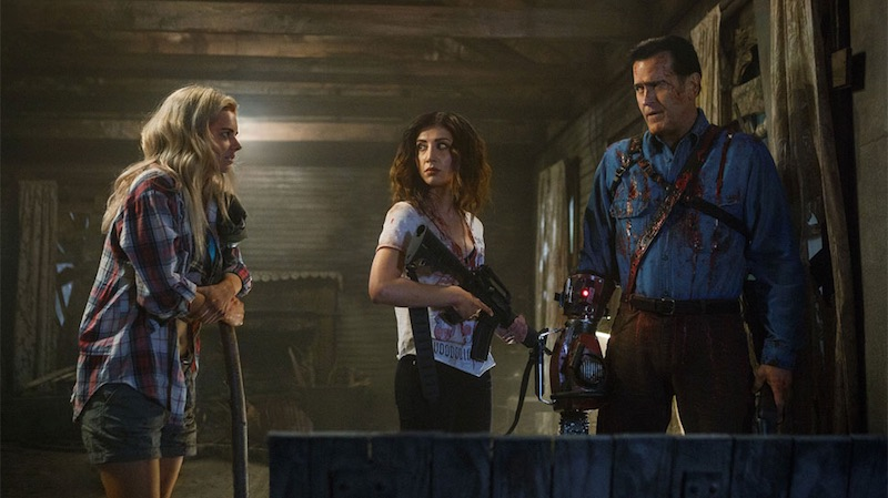 Ash Vs Evil Dead The Complete Collection