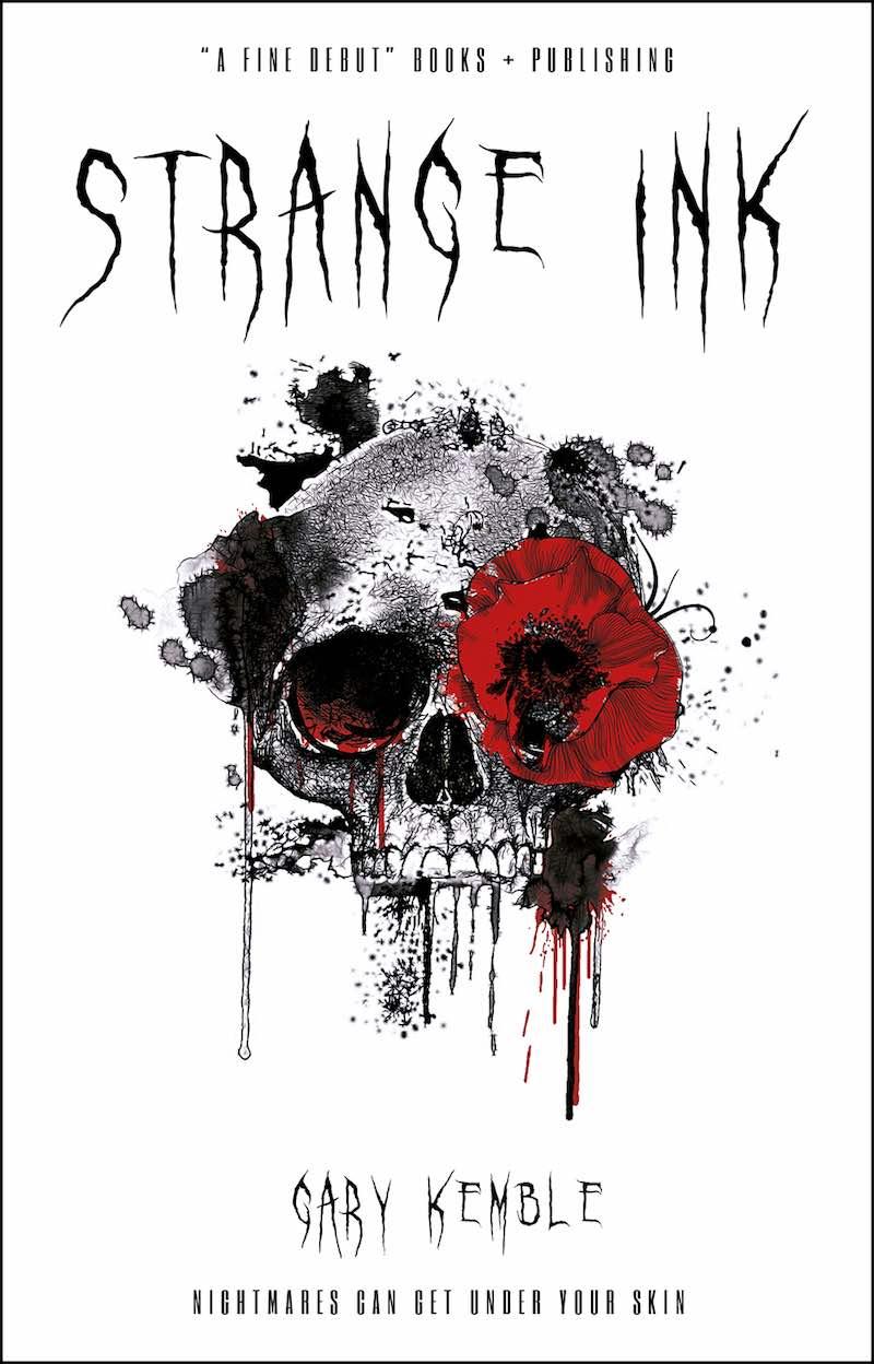 Gary Kemble Strange Ink
