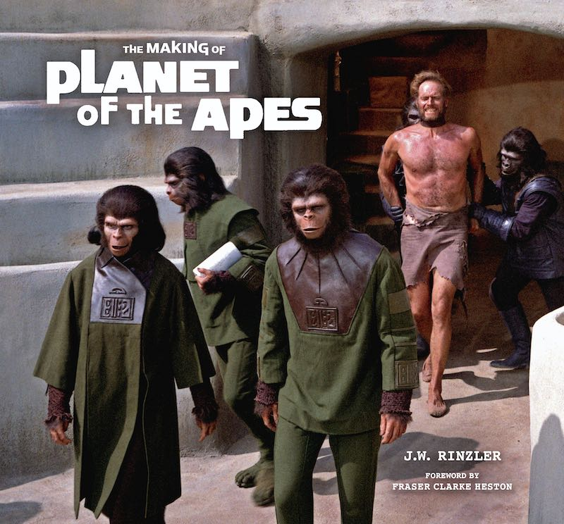 J.W. Rinzler The Making Of Planet Of The Apes
